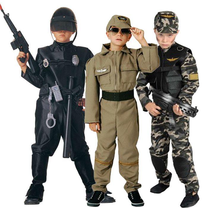 αποκριάτικες στολές για αγόρια - στολές Στρατιωτικές και Αστυνομικές
