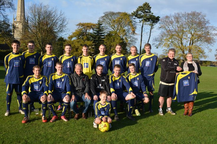 Our Grantham branch have shown their true colours with their local football team.