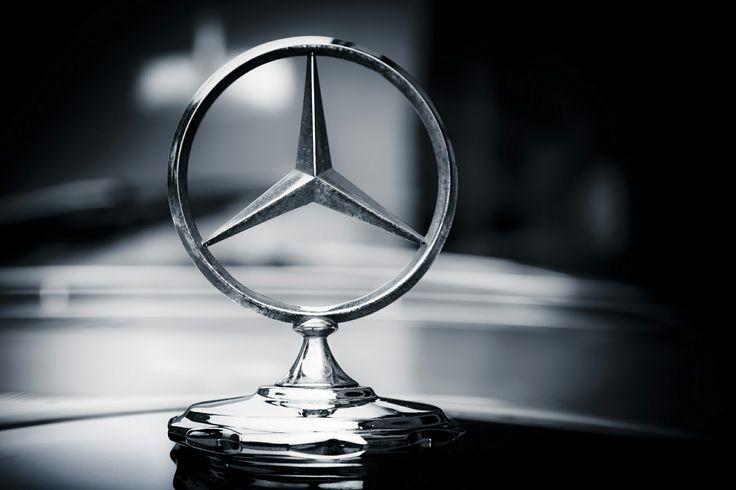 Logotipo Mercedes clásico