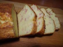 Αλμυρό κέικ με ζαμπόν και τυρί | Olive Oil Culture