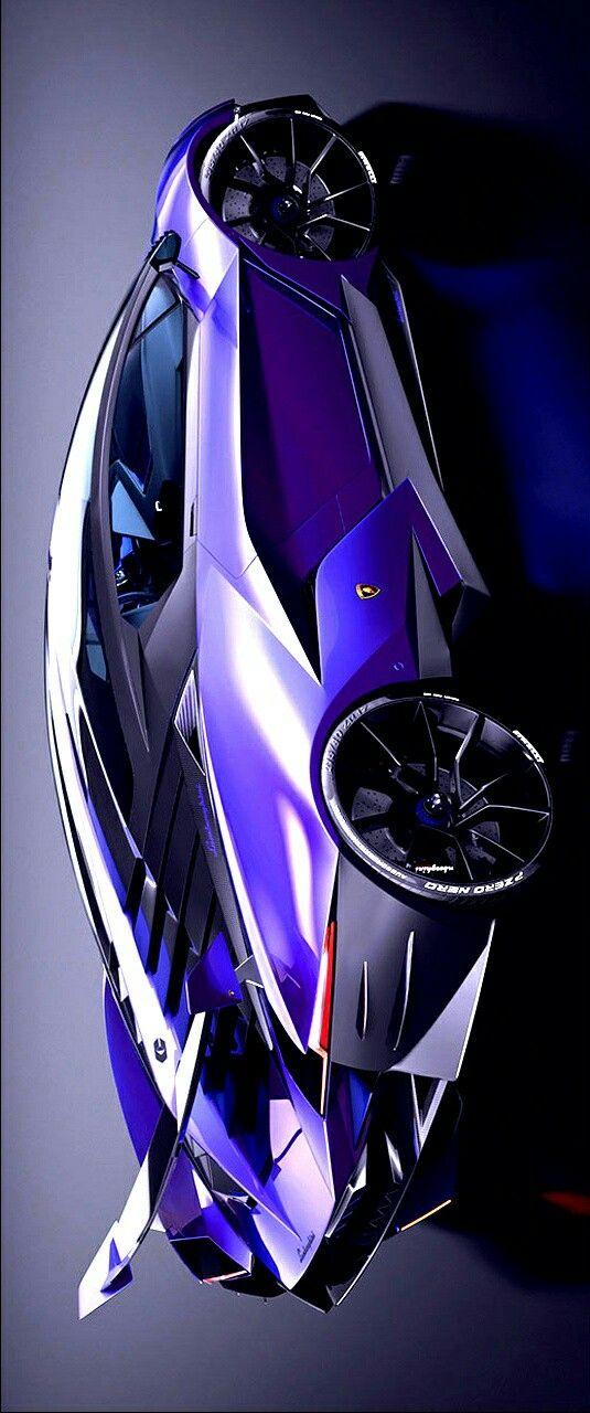 2014 Lamborghini Resonare Concept