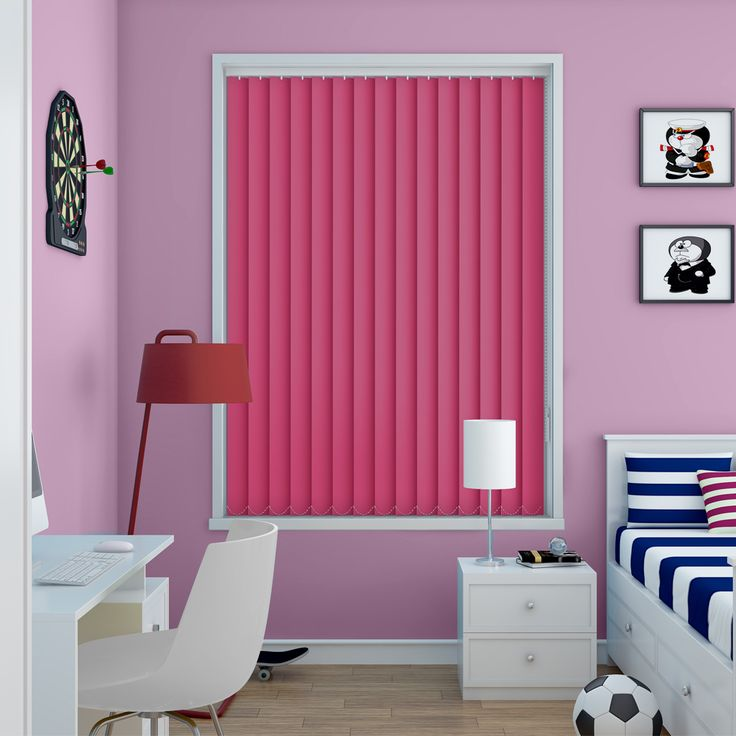 Vitra Shock Vertical Blinds - Make My Blinds