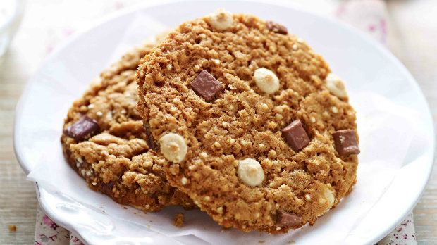 Bezlepkové quinoa sušenky Foto: