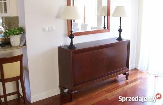 Klasyczna Komoda , meble, wnętrze, stylowe, glamour, wystrój wnętrz, dom,    Wymiary: 140x40 h90 cm,
