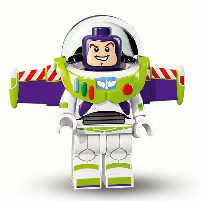 LEGO Disney Buzz Lightyear Minifigure