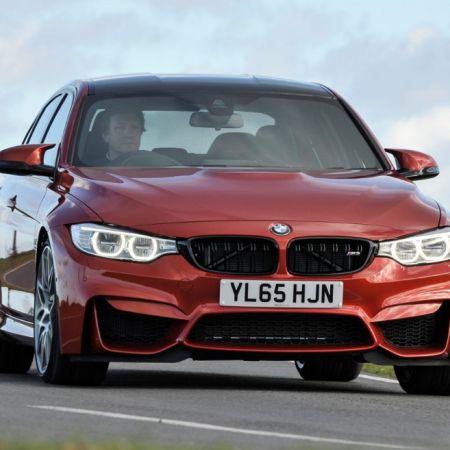 2016 BMW M3 Specs