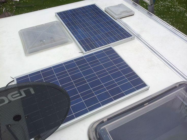 Solarzellen machen das Wohnmobil unabhängig. Selbst die Einzelteile im Internet kaufen und los geht die Bastelei. Wir zeigen wie es geht