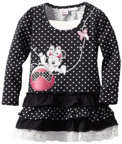 Disney Girls 2-6X Toddler Minnie Ruffle Dress, Black, 3T Disney,http://www.amazon.com/dp/B009WNUE8Y/ref=cm_sw_r_pi_dp_aPLwtb17VHNNW8SM