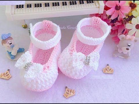 Sapato Boneca - YouTube