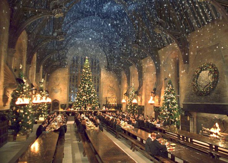 A Hogwarts Christmas