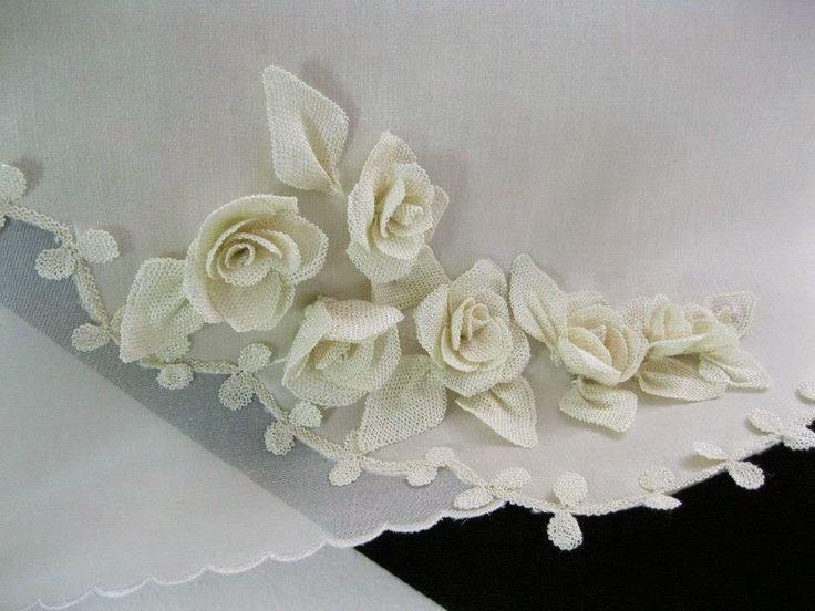 iğne oyası - needle lace  http://igneveipler.blogspot.com.tr/