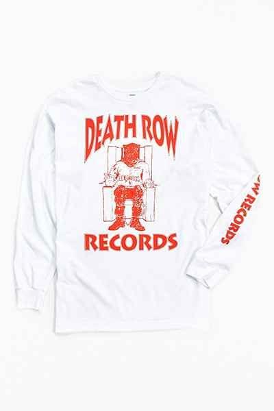 Death Row Records Long-Sleeve Tee