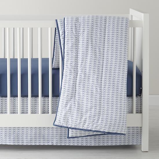 Baby bedding fish themed crib bedding in crib bedding for Fishing crib bedding