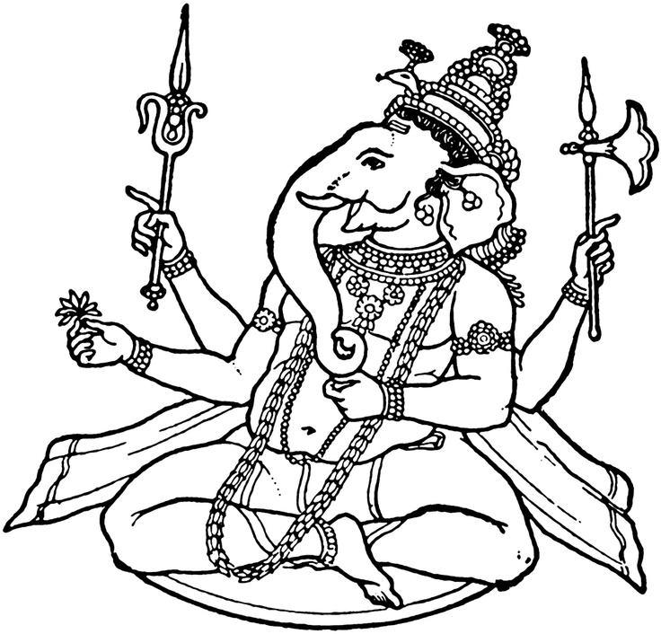 ganesa hindu god