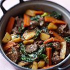 Een heerlijk recept: Gevulde stoofpot van wildzwijn