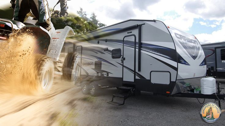 Top 5 Toy Haulers- Travel Trailers
