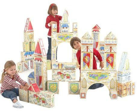 Cardboard Blocks for Kids: 12 Top Selling Sets