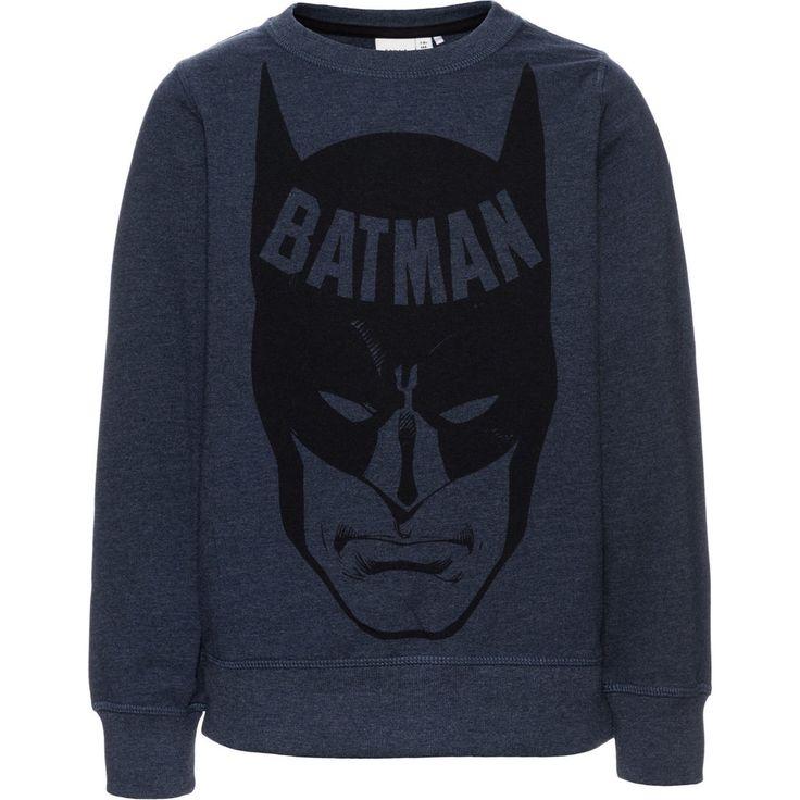 Name it Kinderen Nitbatman Austin Sweatshirt