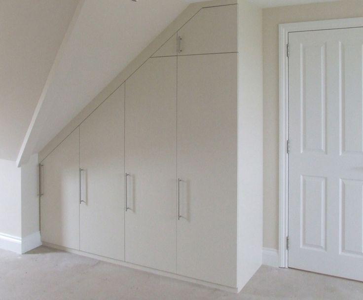 Contemporary Loft Wardrobe 1