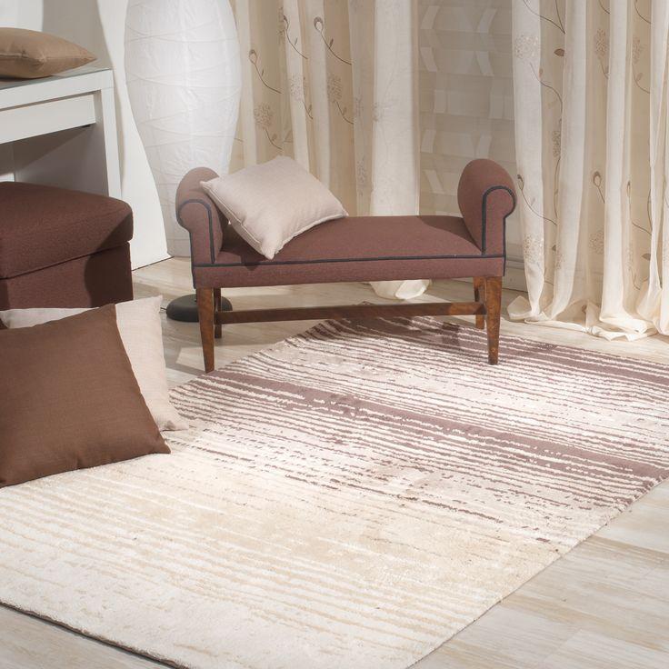 M s de 25 ideas incre bles sobre alfombra a rayas en Alfombra redonda morada