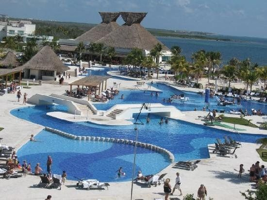 12 best mexico images on pinterest mexico vacation and for Blue bay grand esmeralda deluxe v jardin