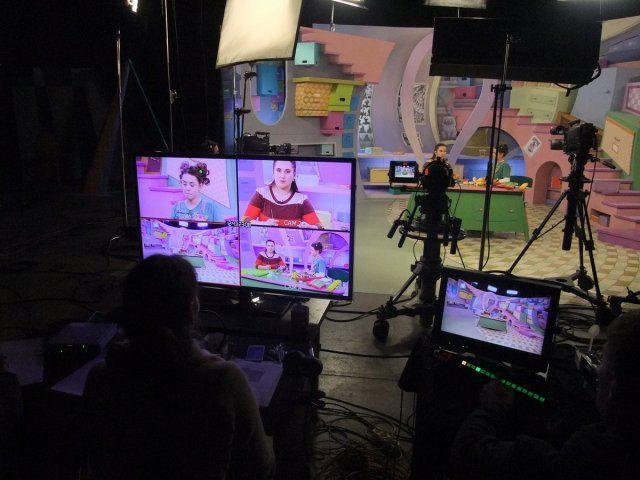 Мы на телевидении
