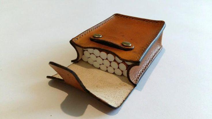 cigarette case, Leather cigarette case,cigarette box, Leather case for cigarette , Zigarettenetui Zigaretten Box .cigarette holder by BoomShineUA on Etsy https://www.etsy.com/listing/501755692/cigarette-case-leather-cigarette