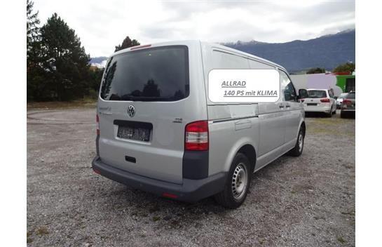 VW Kastenwagen 2,0 TDI 4motion D-PF, 15.600 EUR, 150.000 km, auto Gebrauchtwagen, Diesel, Kastenwagen,