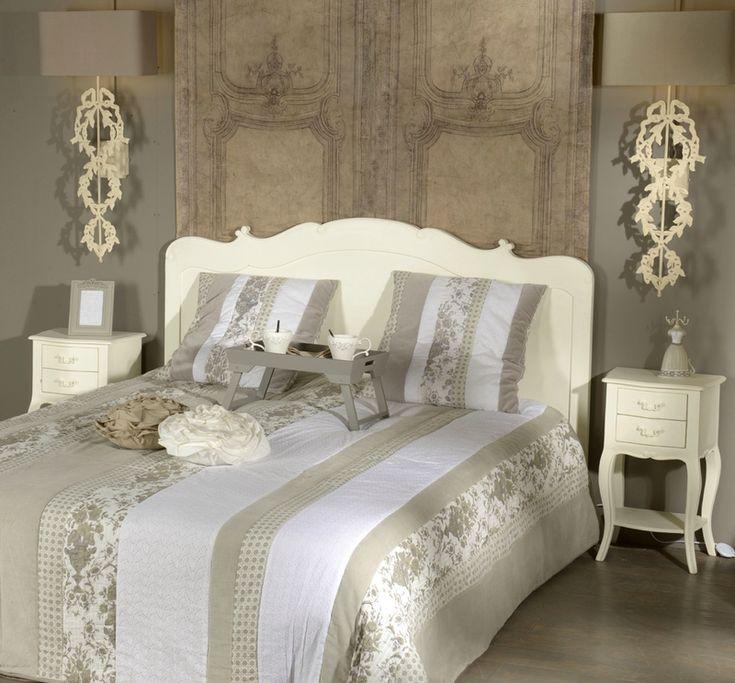 17 meilleures id es propos de chambres romantiques sur pinterest d cor de - Lit style romantique ...