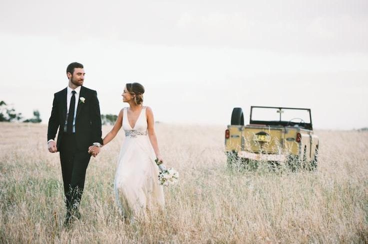 Rustic Wedding of Kirri & James,Eagle Bay.WA