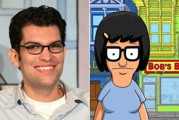 Bob's Burgers - yes, a guy does Tina's voice lol