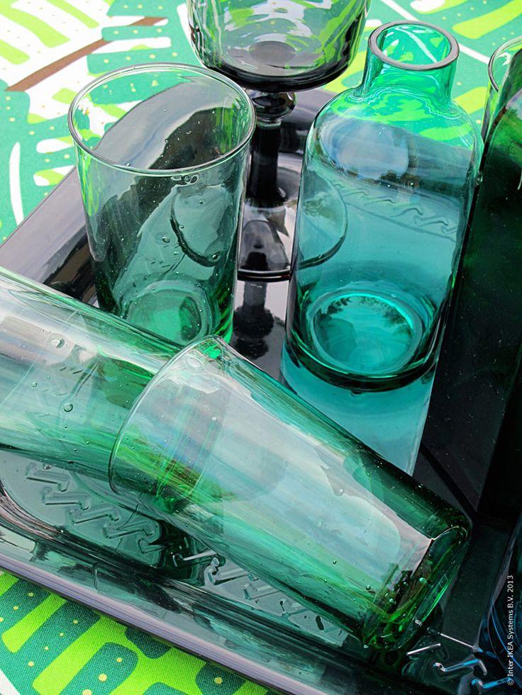 Månadens färg: Smaragdgrön | IKEA Livet Hemma – inspirerande inredning för hemmet