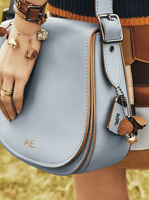Loving this saddle crossbody| Shop The Women's Monogram Shop At COACH.com And Enjoy Complimentary Shipping & Returns On All Orders!