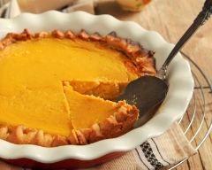 Pumpkin pie (tarte au potiron) Ingrédients