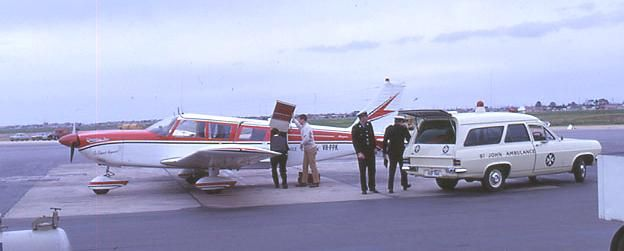 Flying Doctor Services c.1960s