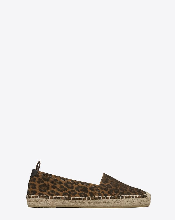 saint laurent espadrille discover the selection and shop online on yslcom