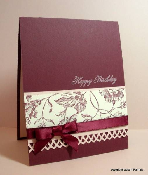 Ode to Anna Griffin by LateBlossom - Cards and Paper Crafts at Splitcoaststampers