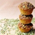 Clean Eating Gluten-Free Pumpkin Streusel Muffins | Breads and muffins ...