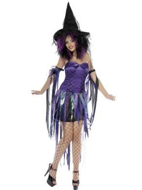 Naughty Witch Stoute Heks Halloween Kostuum