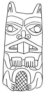 48 best Totem Art Docent images on Pinterest | Native american art ...