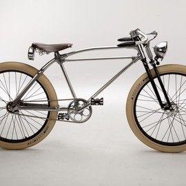 Ward Hawthorne - Duralium custom 1936