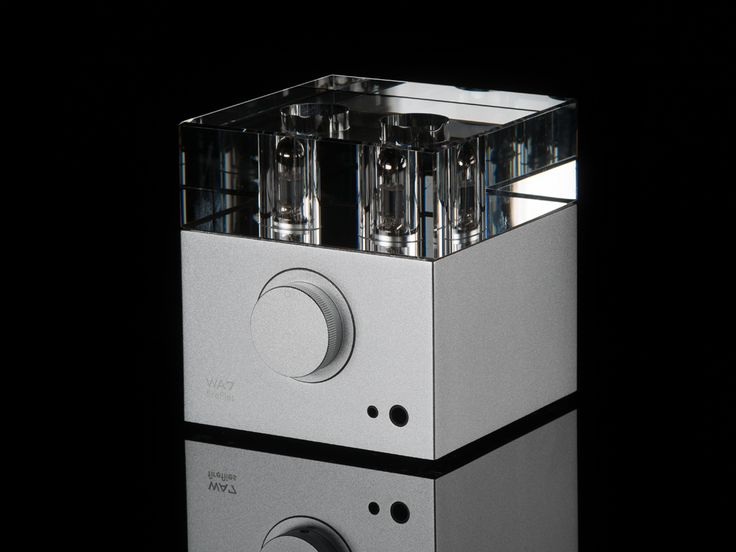 """The WOO Audio WA7 """"Fireflies"""" Amp/DAC is a combination of high performance vacuum tube headphone amplifier with a built-in USB Digital-to-Analog Converter. It is a pure tube design, utilizing 6C45 tubes in a class-A, single-ended topology, with transformer coupled outputs. There are no semiconductors used in the entire signal path. The D-A converter is designed to be capable of up to 32-bit/192k sampling rates. This maintains pure data integrity, which is transmitted via standard high speed…"""
