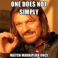 That is so true. U can't just watch one video and quit. To me, it's like a drug watching him.