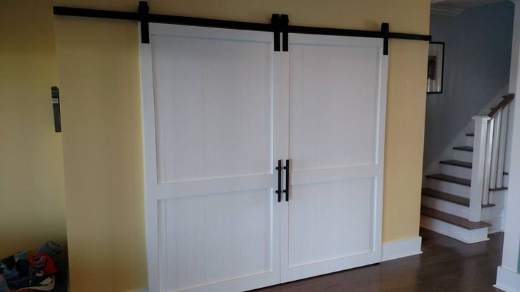 17 Best Images About Interior Sliding Barn Doors On Pinterest Door Pulls Flats And Hanging Beds