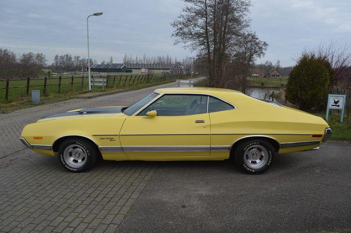 Ford Grand Torino Sport - 1972