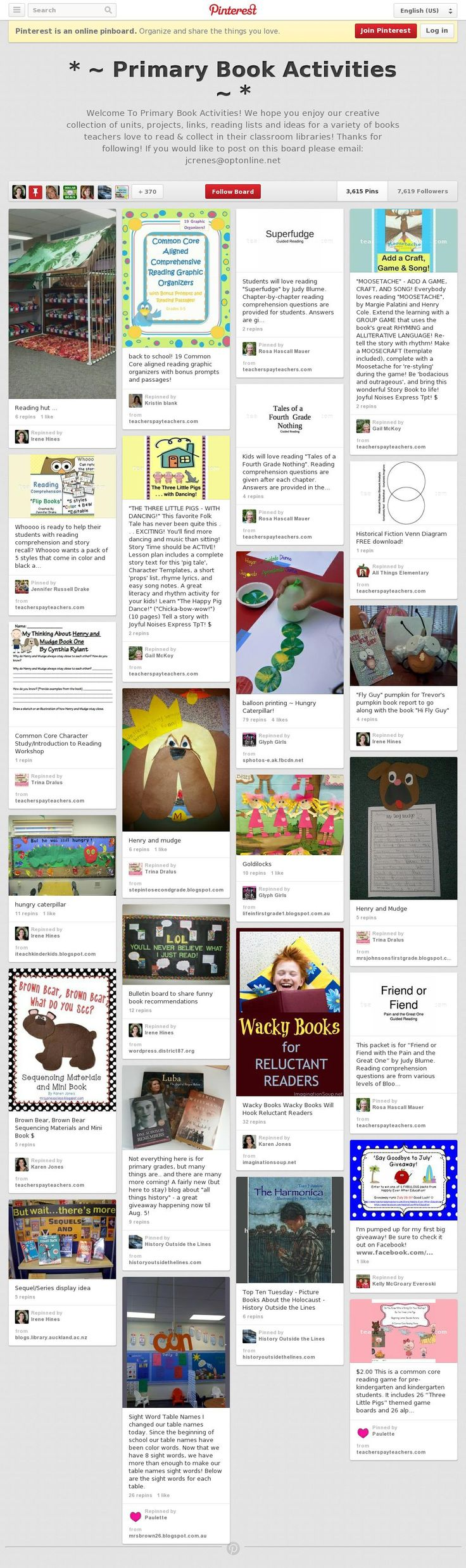 Primary Book Activities - Welcome To Primary Book Activities! We hope you enjoy our creative collection of units, projects, links & book ideas.