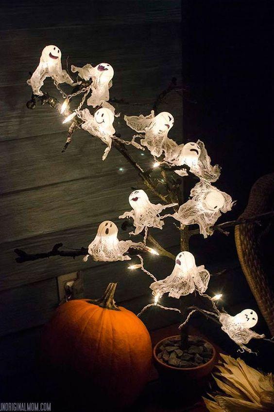 Stay Away! Haunted Area - Free Halloween Printable Sign Halloween