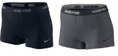 "Nike Womens Pro 2.5"" Short II-Women's-Apparel- Gotta Go to Mo's"