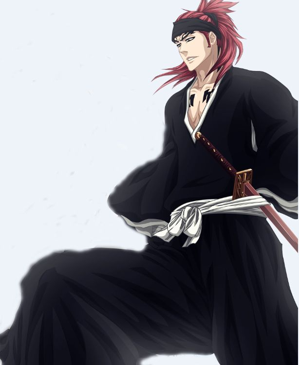 Renji Abarai (Mangetsu20)/Kyodaina - Bleach Fan Fiction Wiki
