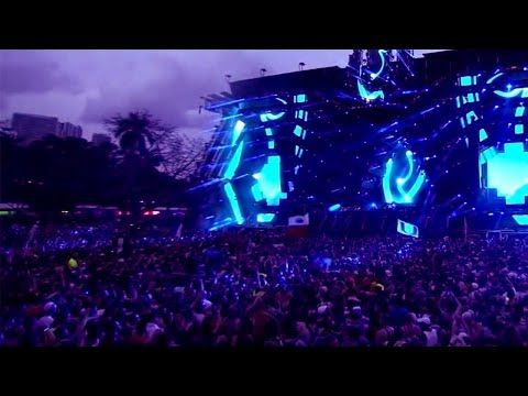Don't Let Me Down (Hardwell & Sephyx Remix) Live @ Ultra Europe - YouTube